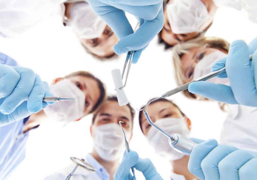 cum depasim frica dentist